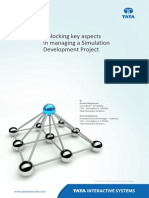Simulations and Project Management
