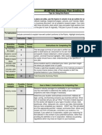 Copy of MGMT600 Final Business Plan Grading Rubric 4.2