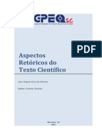 Manual Retorica Do Texto Cientifico