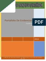producto 2 y portafoliode evidencias