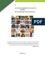 Relatorio Da Gincana Ecologica 2013 Ok