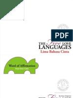 5 Languages of Love1