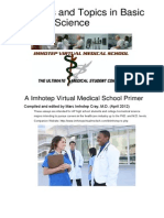 Subjects and Topics in Basic Medical Science