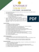 2014 DoS Job Description Docx Final