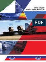 Dana Steel - UAE-INDIA-QATAR-SAUDI-ARABIA-OMAN-BAHRAIN Steel Coils/Sheets/Slits Supplier