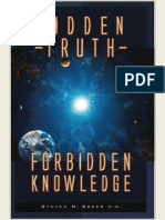 Hidden Truth Forbidden Knowledge Steven M. Greer