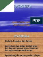 Statistika PPT Matematika