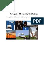 Transporting Wind Turbines White Paper En