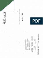 Accord Epabx-TeleMagic X-103 and 104