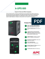 Apc Es500 Ups Manual | Ac Power Plugs And Sockets