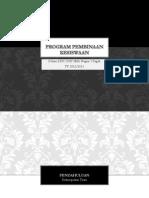 Program Pembinaan Kesiswaan Ldk 2012_2013