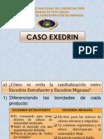 Caso de Estudio+Exedrin