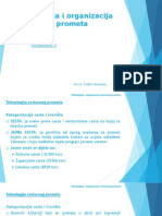 Predavanje 5 -Tehnologija i Organizacija Cestovnog Prometa