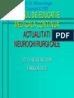 Discopatia vertebrala
