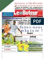 LE BUTEUR PDF du 12/08/2009