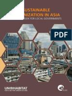 97524269 Sustainable Urbanization in Asia
