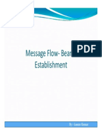 Message Flow- Bearer Establishment(LTE) [Compatibility Mode]