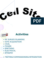 General Cell Site Architect 2