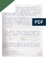 Métodos - Prova 1 Espectrometria de Massas