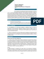 IFC's Performance Standard 6