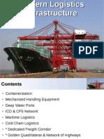 Modern Logistics Infrastructure