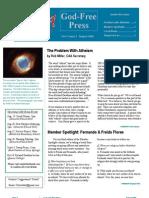August 2009 Newsletter 1