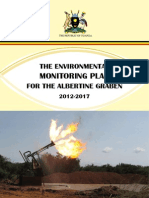 Albertine Graben Environmental Monitoring Plan