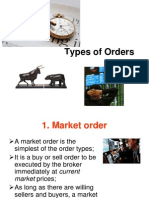 104 079 Types of Orders