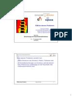 Pfeiffer Fem Bei Ebenen Systemen