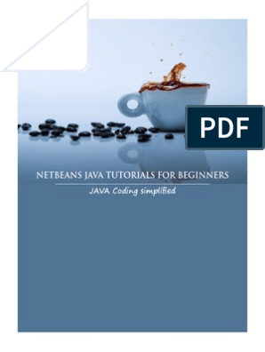 Java Netbeans Tutorials for beginners | Java (Programming