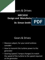 Gears & Drives