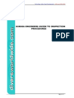 Subsea Engg Guide for Inspection