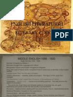 English Literature i