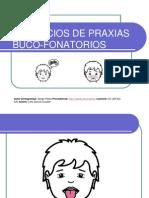 Praxiasbuco-fonatorias