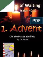 Advent Sermon Outline