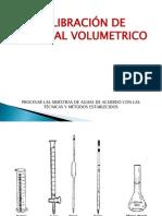 Calibracion Material Volumetrico