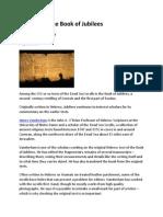 DSS Scholar Finds Error in Jubilees English Translations - News.nd.Edu