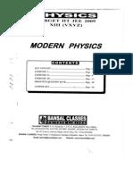 10 Modern Physics