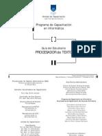 Guia Procesador Texto 2008