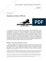 Caso Southwest Airlines 1993
