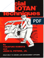 Official Kubotan Techniques Kubota and Peters