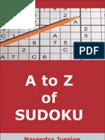 A-Z Sudoku