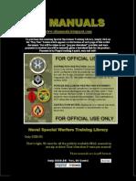 SF Manuals NAVSPECWAR Training Library