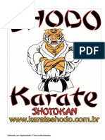 Apostila Básica karate shotokan