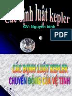 Cac Dinh Luat Kepler