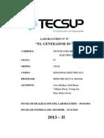 Laboratorio 7 - El Generador DC (1)