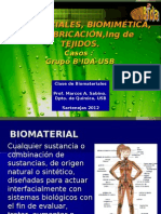 Clase Biomateriales USB 2012 Marzo
