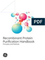 Recombinant Protein Purification Handbook Principles and Methods