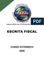 Apostila Escrita Fiscal