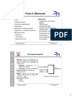 Tema3 Memorias